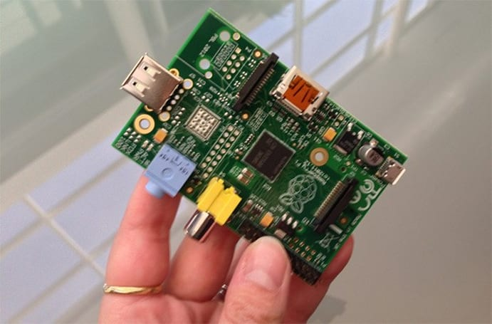 Raspberry Pi's $25 Model A enters production, could be in tinkerers' projects early next year