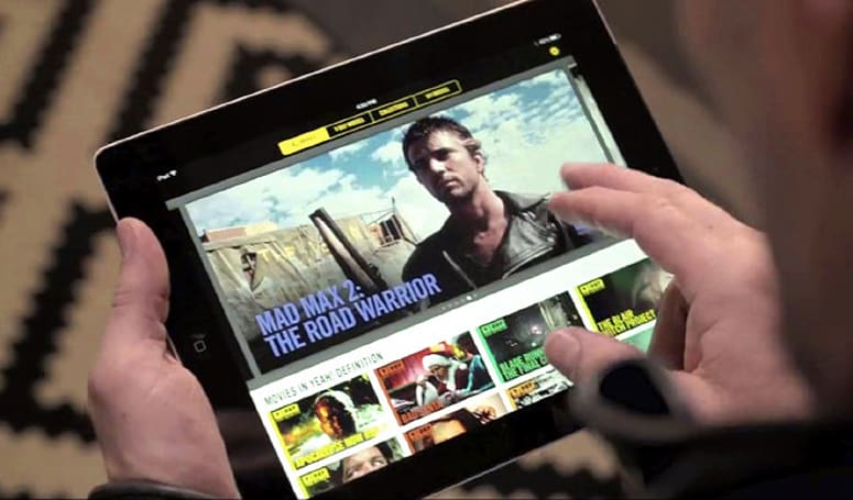 AMC's Yeah! interactive streaming movie service comes to iPad tomorrow