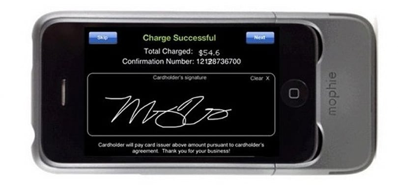 Mophie and Intuit release Complete Card Solution payment system for iPhone