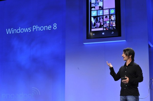 Media: Windows Phone 8 Is Released 1.October