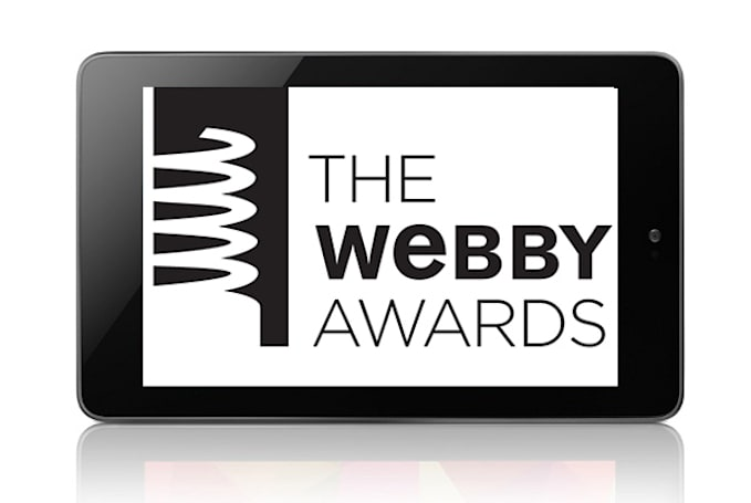 The Engadget Show won two Webby Awards, now we're giving away two Nexus 7s!