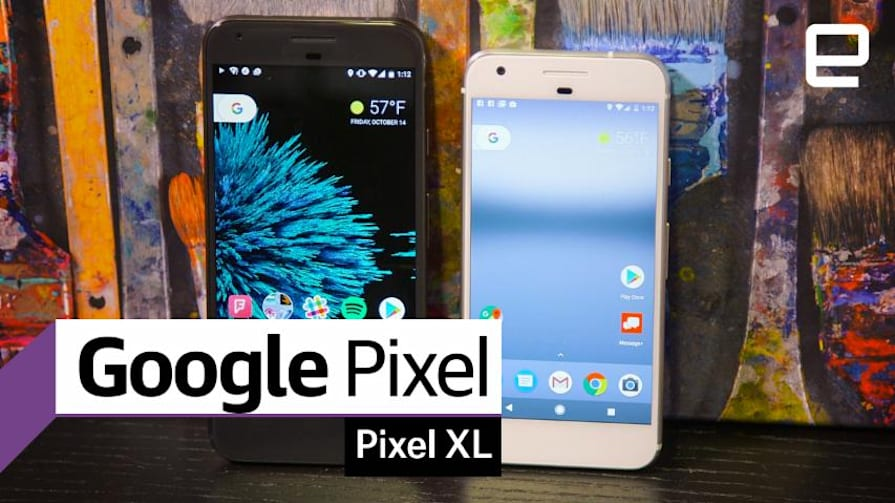 Review: Google Pixel and Pixel XL