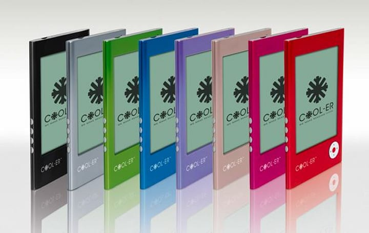 Interead expands COOL-ER e-reader line-up, announces additional content