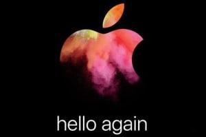 Apple zeigt neue Macs am 27. Oktober