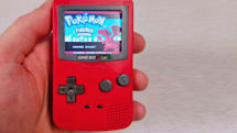 Burger King Game Boy toy turned into real retro handheld