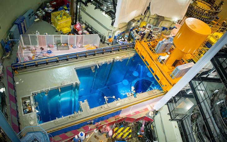 Endless nuclear power can be found in the seas