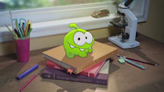 Cut the Rope: Time Travel lands on iOS, Android soon
