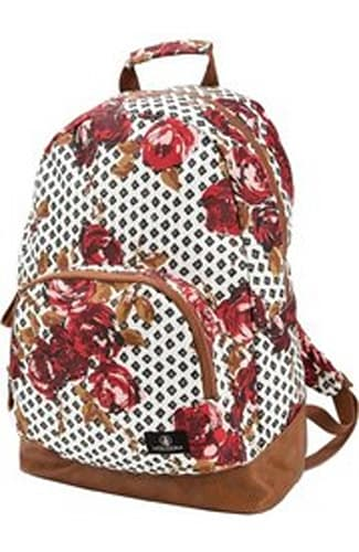 Volcom 'Schoolyard' Print Backpack