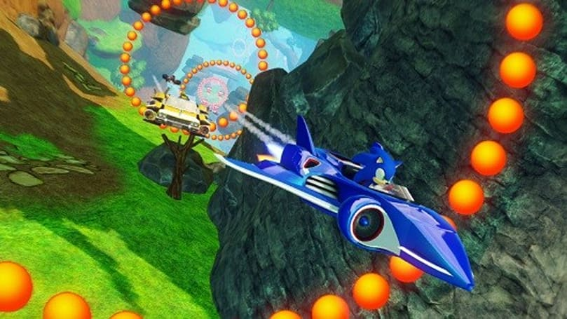 Every Sonic game on Steam is half off for a few hours starting... Now
