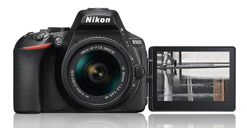 Nikon's D5600 is a minor update with a focus on connectivity
