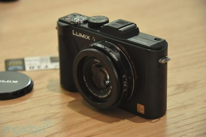 Lumix DMC-LX5 review roundup: great hardware for a not-so-great price
