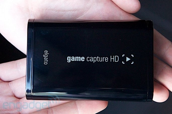 Elgato Game Capture HD hands-on