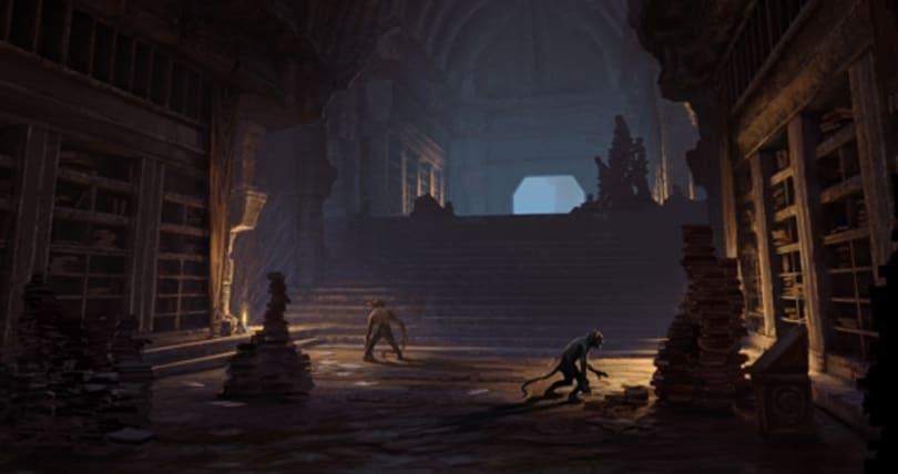 Elder Scrolls Online's Craglorn zone 'harkens back to old school games'