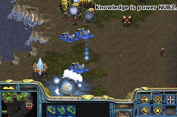 StarCraft features in University of Florida's '21st Century Skills' course