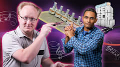 Ben Heck's Atari junk keyboard, part 1