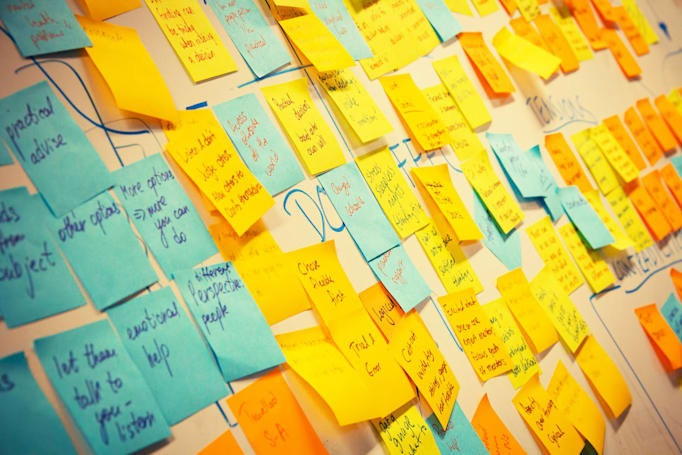 Google Keep auto-creates topics for your notes