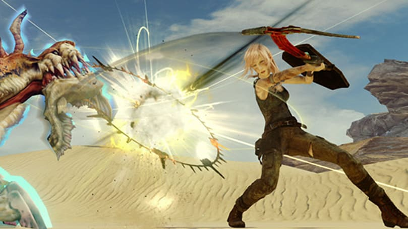 Lightning Returns adds Tomb Raider cosplay in day-one DLC