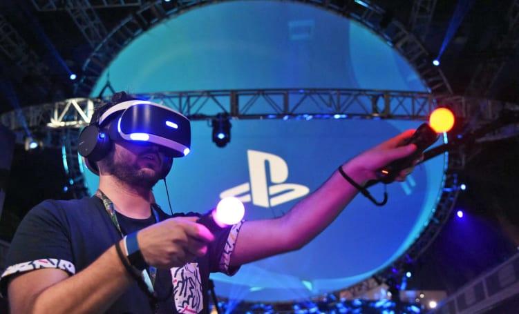PlayStation VR demos begin at Best Buy and GameStop tomorrow