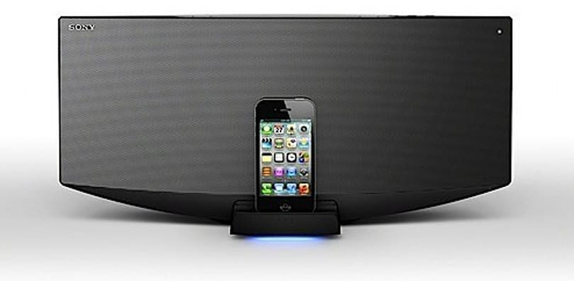 New Sony iOS docks promise clearer sound thanks to magnetic fluid