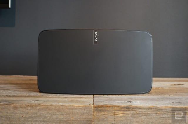 Sonos ab 2017 mit Sprachsteuerung
