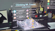 Magic Leap reveals more about its 'mixed reality' tech