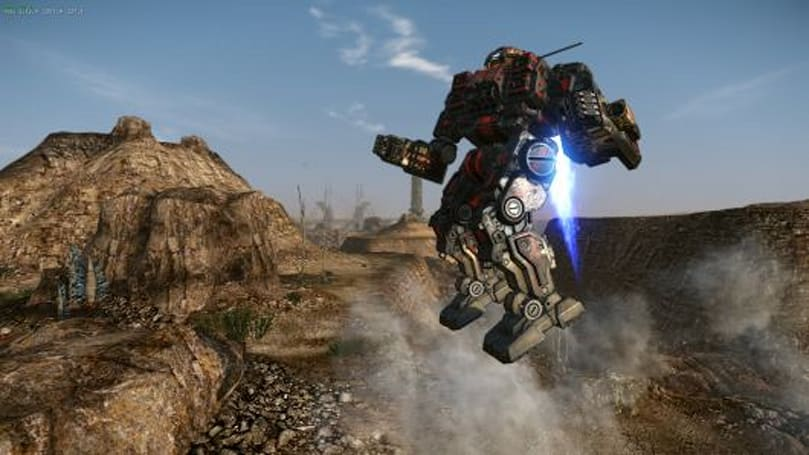 MechWarrior Online discusses the state of the game and the road to launch