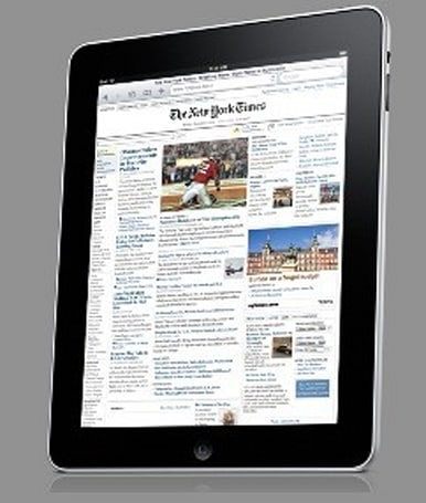 iPad ships April 3. Preorders start March 12