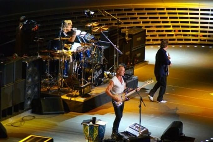 Universal Music Group's Blu-ray schedule starts with The Police: Certifiable concert album