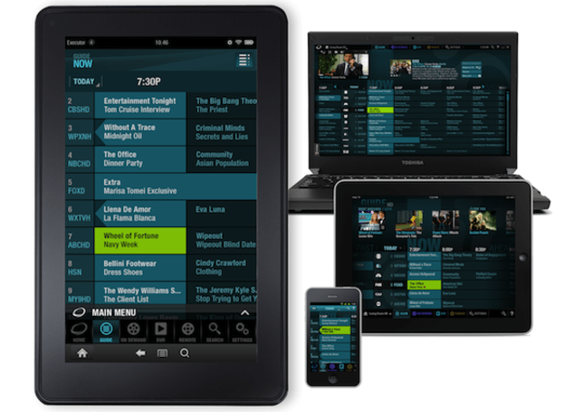 Live streams come to Cablevision's Optimum App for the Kindle Fire