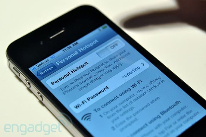 Researchers able to predict iOS-generated hotspot passwords in less than a minute