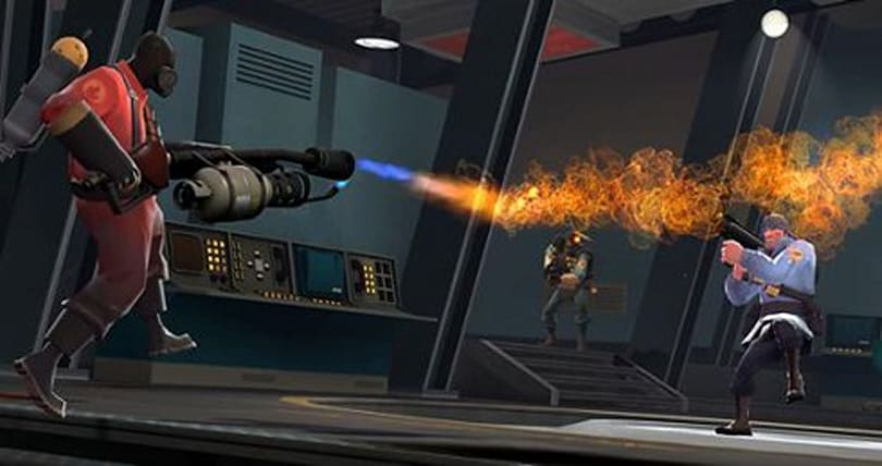 Team Fortress 2 update nearly complete, Sniper getting intro, Pyro getting axe