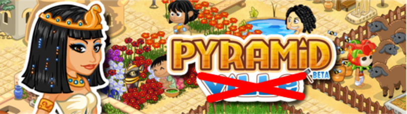 Zynga settles lawsuit with Kojobo, PyramidVille now PyramidValley