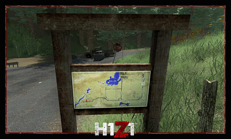The Stream Team: Hunting for friends and foes in H1Z1