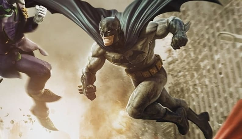 DC Universe Online highlights the creation of Batman