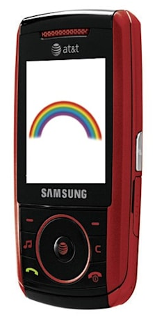 Samsung a737 about to get spectrum'd for AT&T