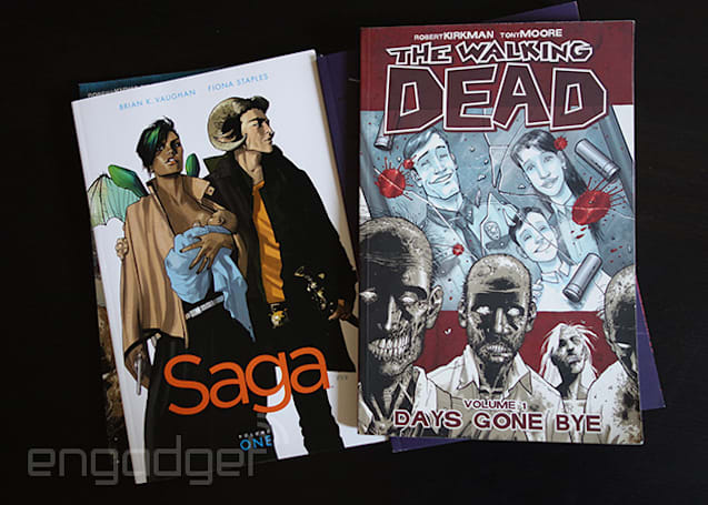 Forget Comixology: get your inexpensive comics from the Humble Bundle folks