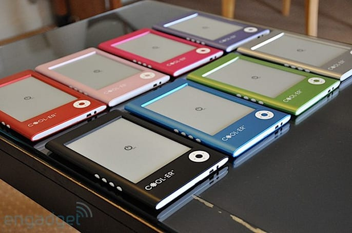 Interead's COOL-ER claims to be the 'iPod moment' for e-readers