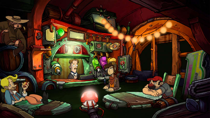 Goodbye Deponia demo says hello to PC, Mac on Steam