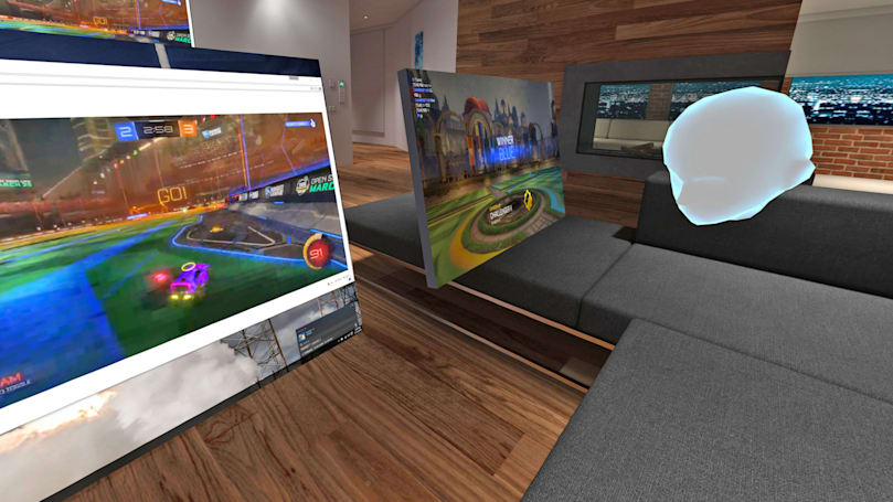 'VR LAN party' software launches for free on Thursday