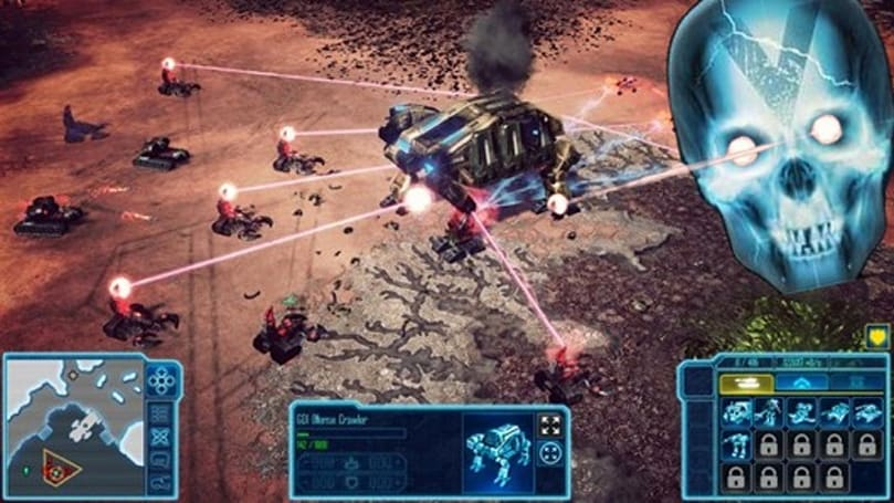 Next Command and Conquer in production under Visceral label