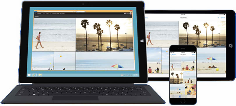 Microsoft's OneDrive gets better at showing and sharing your photos