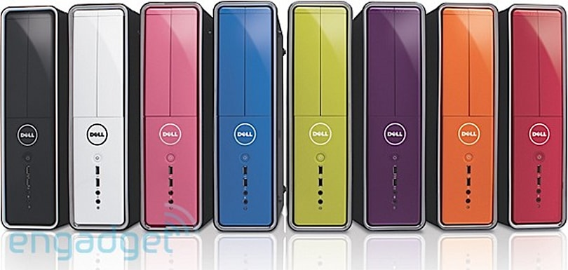 Dell revises Inspiron lineup, adds octuplet of color options