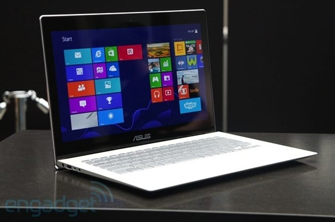 Hands-on with ASUS' Zenbook UX301, an Ultrabook with a Gorilla Glass lid and 2,560 x 1,440 touchscreen (update: video)