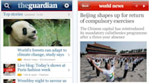 Guardian iPhone app debuts, subscription available to UK customers