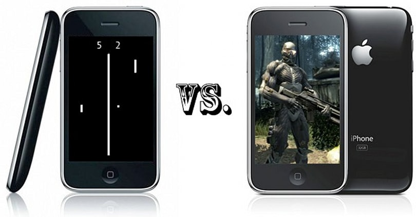 iPhone 3G S supports OpenGL ES 2.0, but 3G only supports 1.1 -- will the App Store splinter?