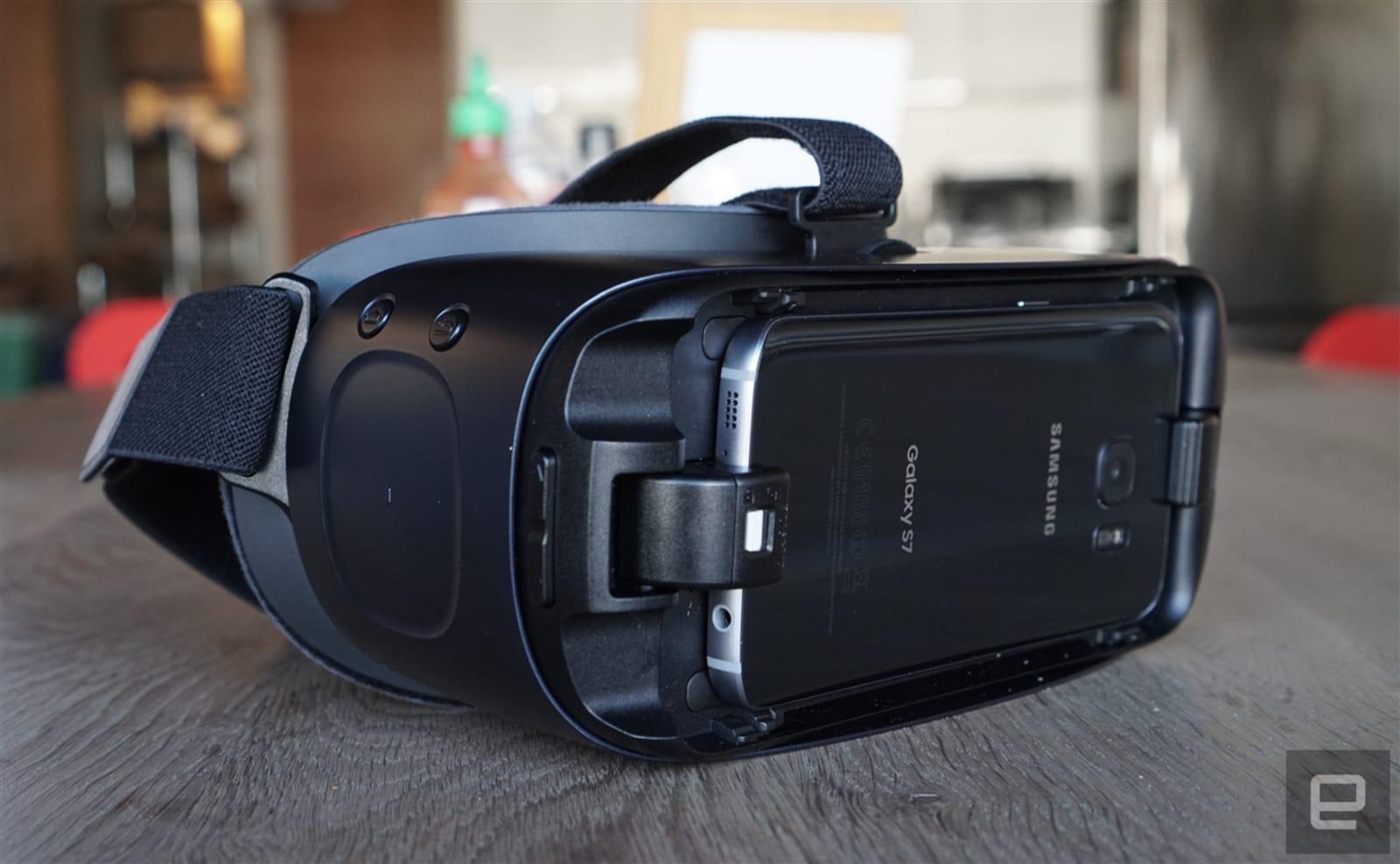 Samsungs nächstes Gear VR hat einen Controller