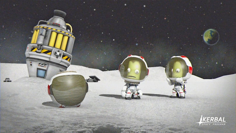 'Kerbal Space Program' arrives on Xbox One