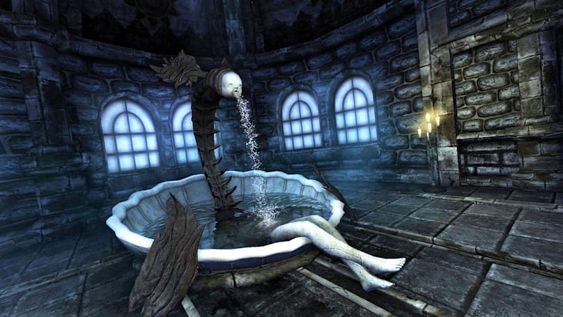'Amnesia' games to scare a new generation of players on PS4