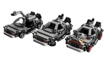 Unleash your inner Marty McFly with Lego's Back to the Future set