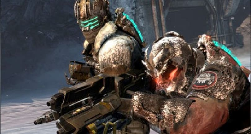 Dissect seven minutes of Dead Space 3 gameplay